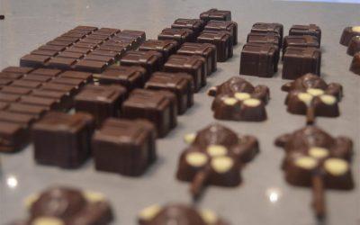 סדנאות שוקולד ליום הולדת